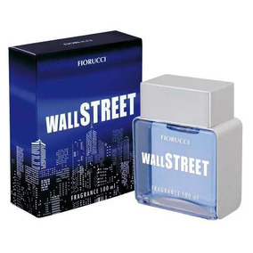 Perfume Deo Colônia Masculino Wall Street 100ml Fiorucci