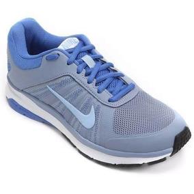 Tênis Nike Dart 12 Msl Feminino Royal Branco