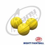 Paintball Bolas Reutilizables Importadas Goma 0.68 (500)