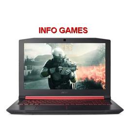 Notebook Gamer Acer Nitro 5 An515-51-75kz Novo+nf