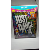 Juego Wii U Just Dance 4 Original Disco Fisico En Belgrano
