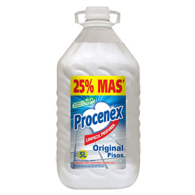 Limpiador Desinfectante Original Procenex 5 Lts