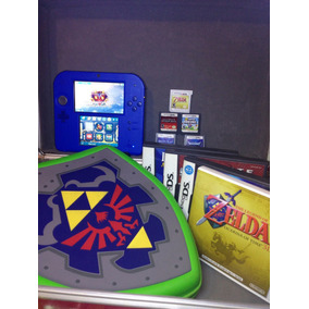 Nintendo 2ds Con Todo Lo Que Vez Acá