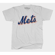 Playera New York Mets - Minko