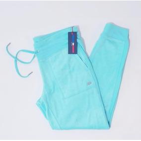 Pants Azul Tommy Hilfiger M-l