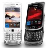 Carcasa Blackberry Torch 9800 Y 9810 + Forro Nuevo