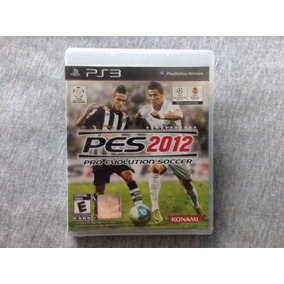 Play Station 3: Pro Evolution Soccer 12
