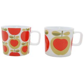 Taza De Ceramica Mod. Manzana