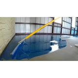 Pintura Epoxi Pisos Ideal P/ Galpones 20 Litros 100m2