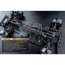 Mst Fxx-d S Ii Ifs 1/10 2wd Fr Shaft Driven Rc Drift 532131