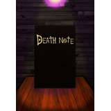 Cadernos Do Death Note Originais Com 10 Paginas De Regras!