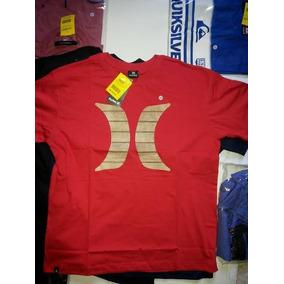 Kit2 Camisa Surf Original 100%alg Hurl Quic Billa Oakl Etc 826a34f0e04