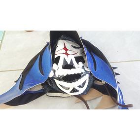 Mascara Semi Profecional La Parka Luchador Aaa Nueva
