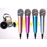 Mini Microfone Celular Barato Lapela Iphone Android S6 S5 -