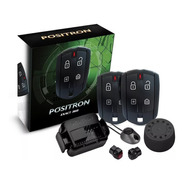 Alarma Para Auto Pst Positron Cyber Ex360 Volumétrica