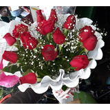 Rosas,flores,ramos,jazmines,s/c De Envio.