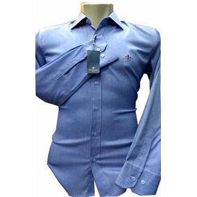 f9e7c4e503dd8 Camisa Social Aramis Manga Longa Slim Fit Kit Com 10 Camisas ...