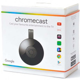 Chromecast 2 Hdmi Edição 2017 Original 1080p Google + Nf