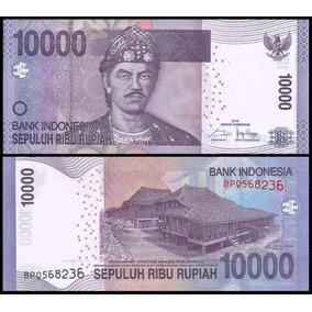 Indonesia P-new Fe 10.000 Rupiah 2016 * C O L *