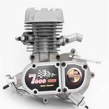 Kit Motor Para Bicicleta Moskito 80 Cilindradas 2 Tiempos