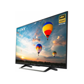 Pantalla Sony Smart Tv 49 Pulgadas 4k Led Hdmi Wifi Uhd Negr