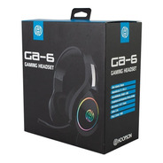 Headset Gamer Com Led Rgb Plug P2 Hoopson - Ga-6