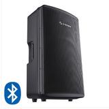 Bocina Rectangular Profesional Bluetooth Bafle Woofer Amplif