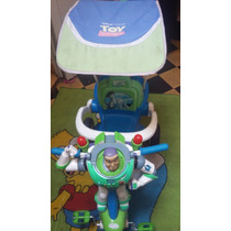 Triciclo Coche Bebe Capota Usado Buzz Lightyear Toys Tory