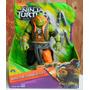 Tortugas Ninja Original Playmates Grande 28 Cm 4 Personajes