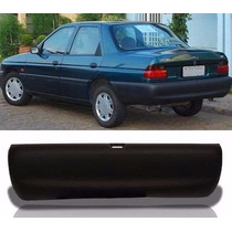Parachoque Traseiro Escort Sedan Zetec 1997 98 99 00 01 2002