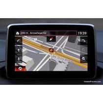Tarjeta Gps Navegacion Mazda 2 3 6 Cx3 5 2014-2017 Original