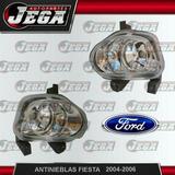 Faro Antiniebla Ford Fiesta Power 2005-2007