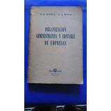Organización Administrativa Y Contable De Empresas.