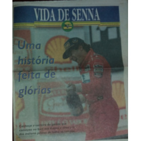 Documentário Vida De Senna - 1994
