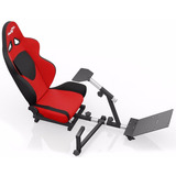 Silla Openwheeler Advanced Racing Seat Driving Simulator
