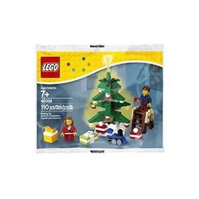 Lego 40058 Decorando El Árbol Set 110 Pc. Holiday 2013