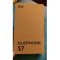 Elephone S7 4gb Ram 64gb Memoria Interna Pide Envio Gratis