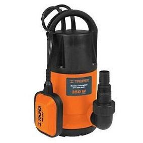 Bomba Sumergible Agua Limpia 1 Hp Truper 12602