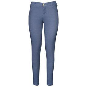 Jeans Dama En Mezclilla