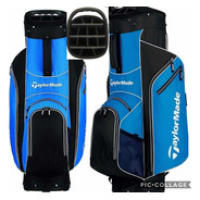 Kaddygolf Bolsa Golf Taylormade Carro Tm Pro 5.0 - 14 Div