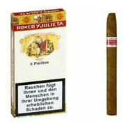 Romeo Y Julieta Habanos Puritos Cigarros Cubanos Caja X5