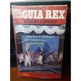 Livro Revista Guia Rex - Edição Carioca - Guia Rex