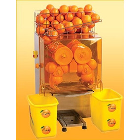 Exprimidora De Naranja Tipo Industrial De 40 Naranjas Por Mi