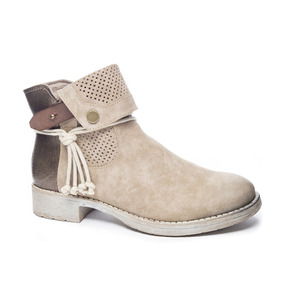 Zapato Dama Botin Tumbler Café B&b Chinese Laundry
