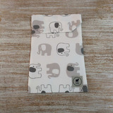 Bolsas Para Pañales Nap Elefantes Gris