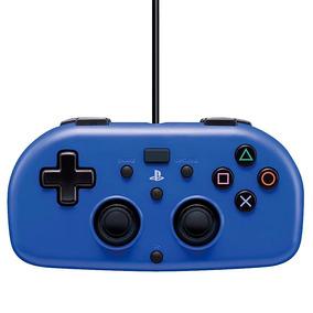 Gamepad Sony Mini Wired Hori Ps4 Blue