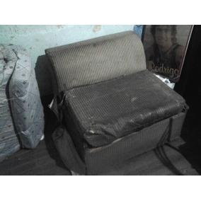 sillon cama plaza usado pequeos detalles