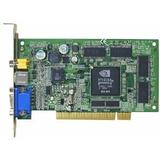 Nvidia - 128 Mb Agp Tarjeta Vídeo Con Vga Y Tv-out - Sp7100