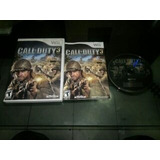 Call Of Duty 3 Completo Para Nintendo Wii,excelente