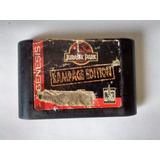 Jurassic Park Rampage Edition Sega Genesis En Game Reaktor